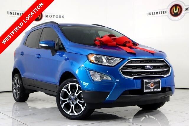 Ford EcoSport SE AWD 2018