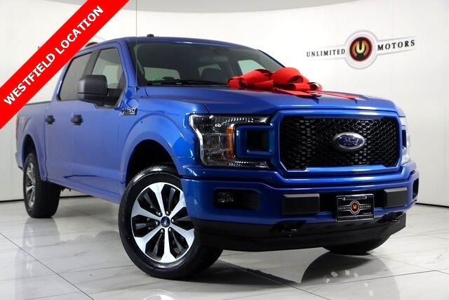 Ford F-150 XL SuperCrew 5.5-ft. Bed 4WD 2019