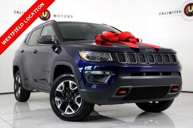 Jeep Compass Trailhawk 4WD 2018