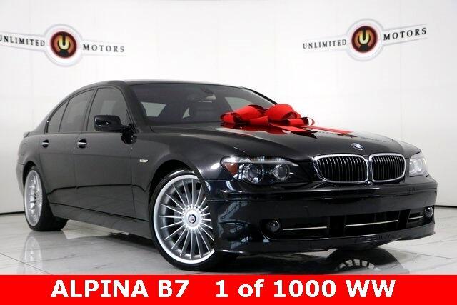 BMW 7-Series Alpina B7 2007