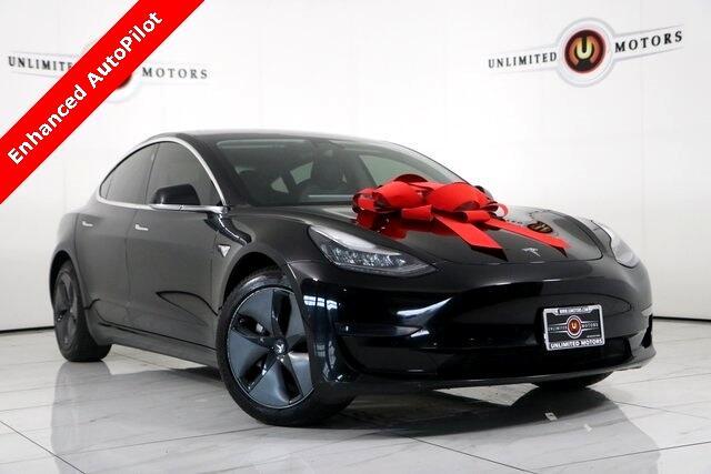 Tesla Model 3 Long Range 2018