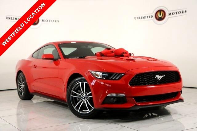 Ford Mustang EcoBoost Fastback 2017
