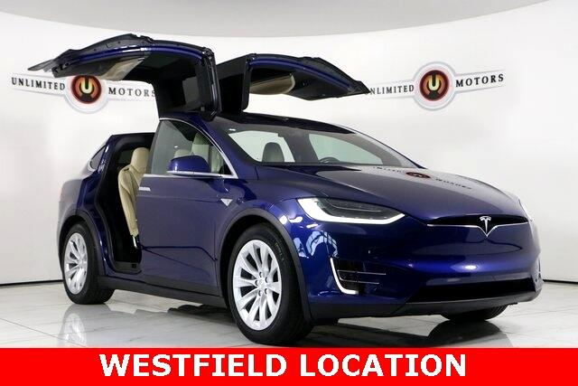 Tesla Model X AWD 4dr 90D 2016