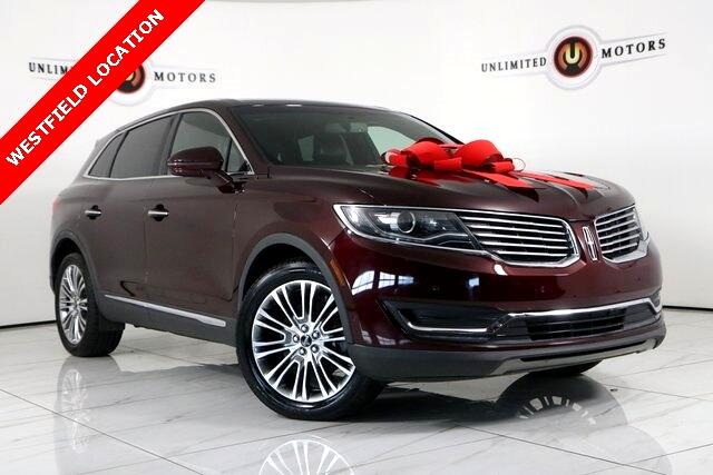 Lincoln MKX Reserve AWD 2018