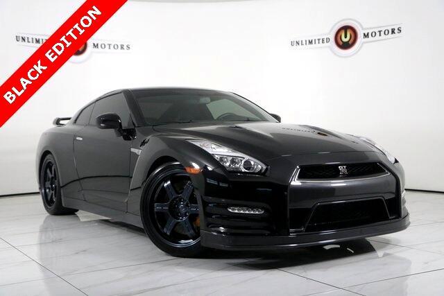Nissan GT-R 2dr Cpe Black Edition 2015