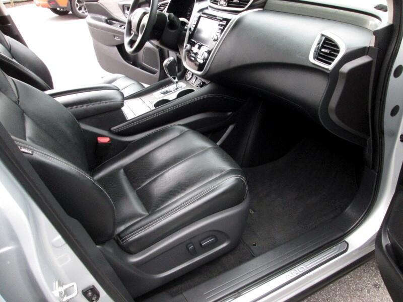 2015 Nissan Murano 4dr SL AWD V6 CVT Auto w/Options