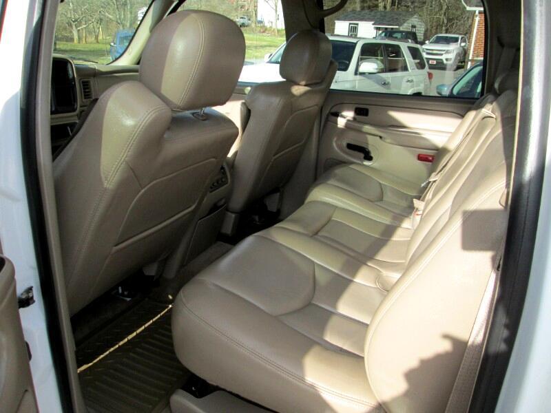 2004 Chevrolet Silverado 3500 LT Crew Cab 4WD