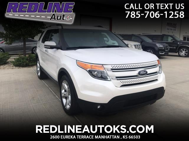 "2013 Ford Explorer 4dr 112"" WB Limited 4WD"