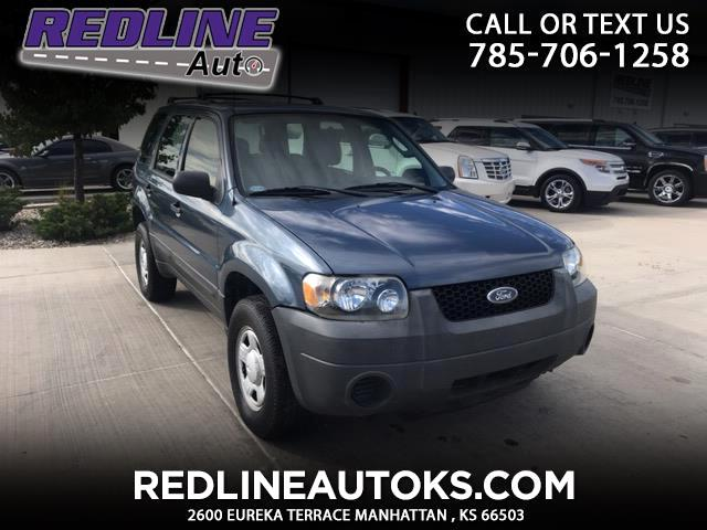 2005 Ford Escape XLS Value 4WD