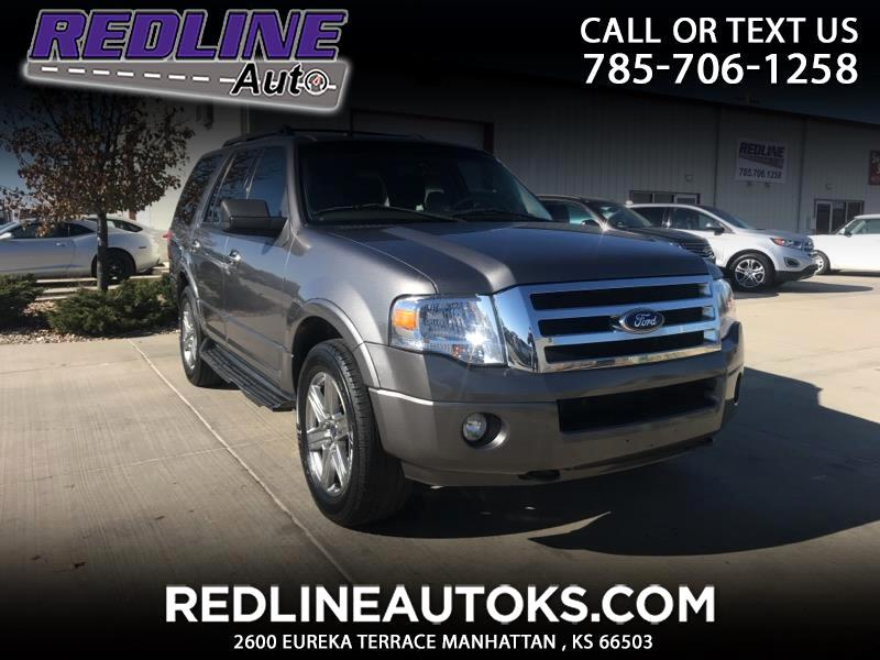 2012 Ford Expedition 4dr XLT 4WD