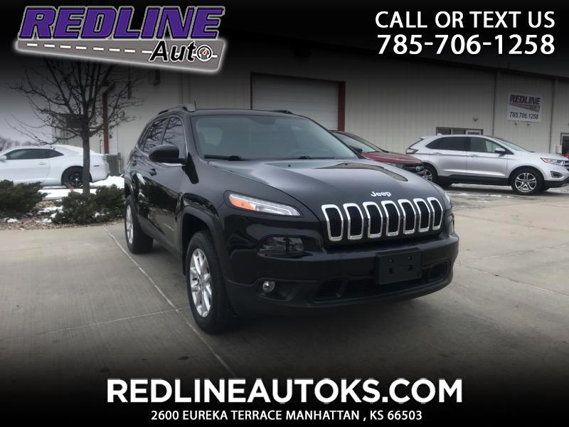 2014 Jeep Cherokee 4dr Limited 4WD