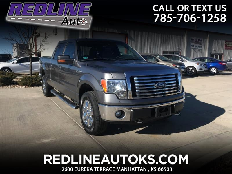 2010 Ford F-150 4WD SuperCrew 139
