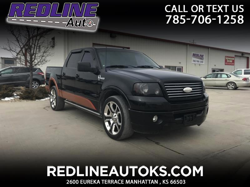 "2008 Ford F-150 2WD SuperCrew 145"" Harley-Davidson"