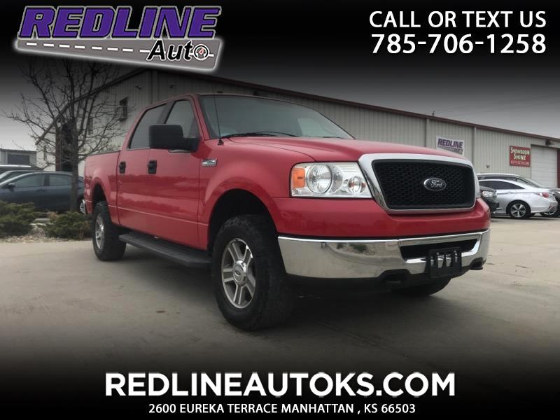 2007 Ford F-150 4WD SuperCrew 145