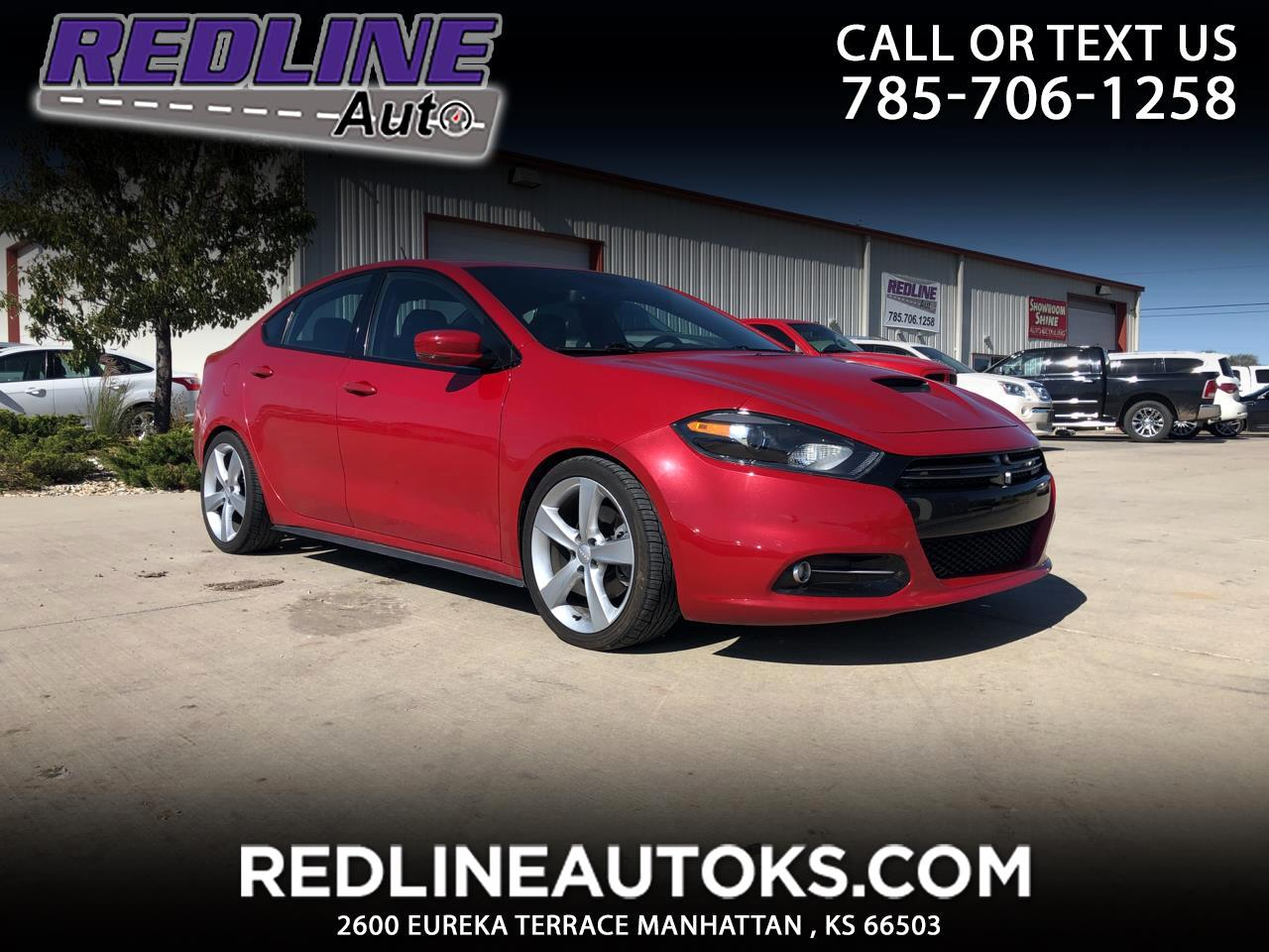 2016 Dodge Dart 4dr Sdn GT *Ltd Avail*