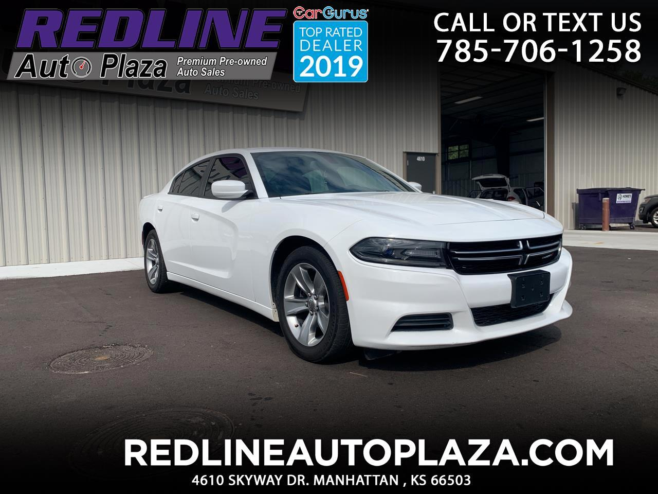 Dodge Charger 4dr Sdn SE RWD 2016