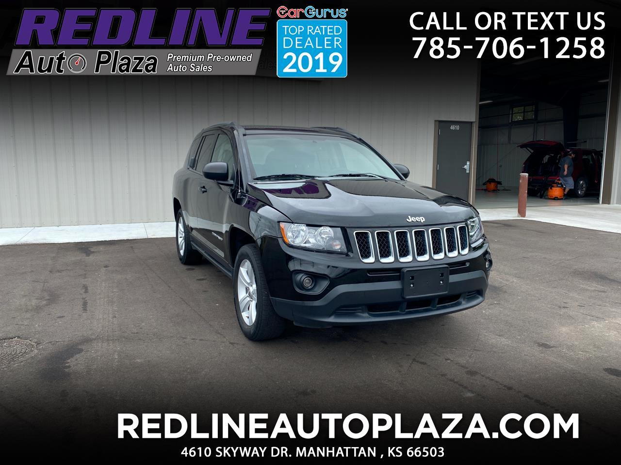 Jeep Compass 4WD 4dr Sport 2016