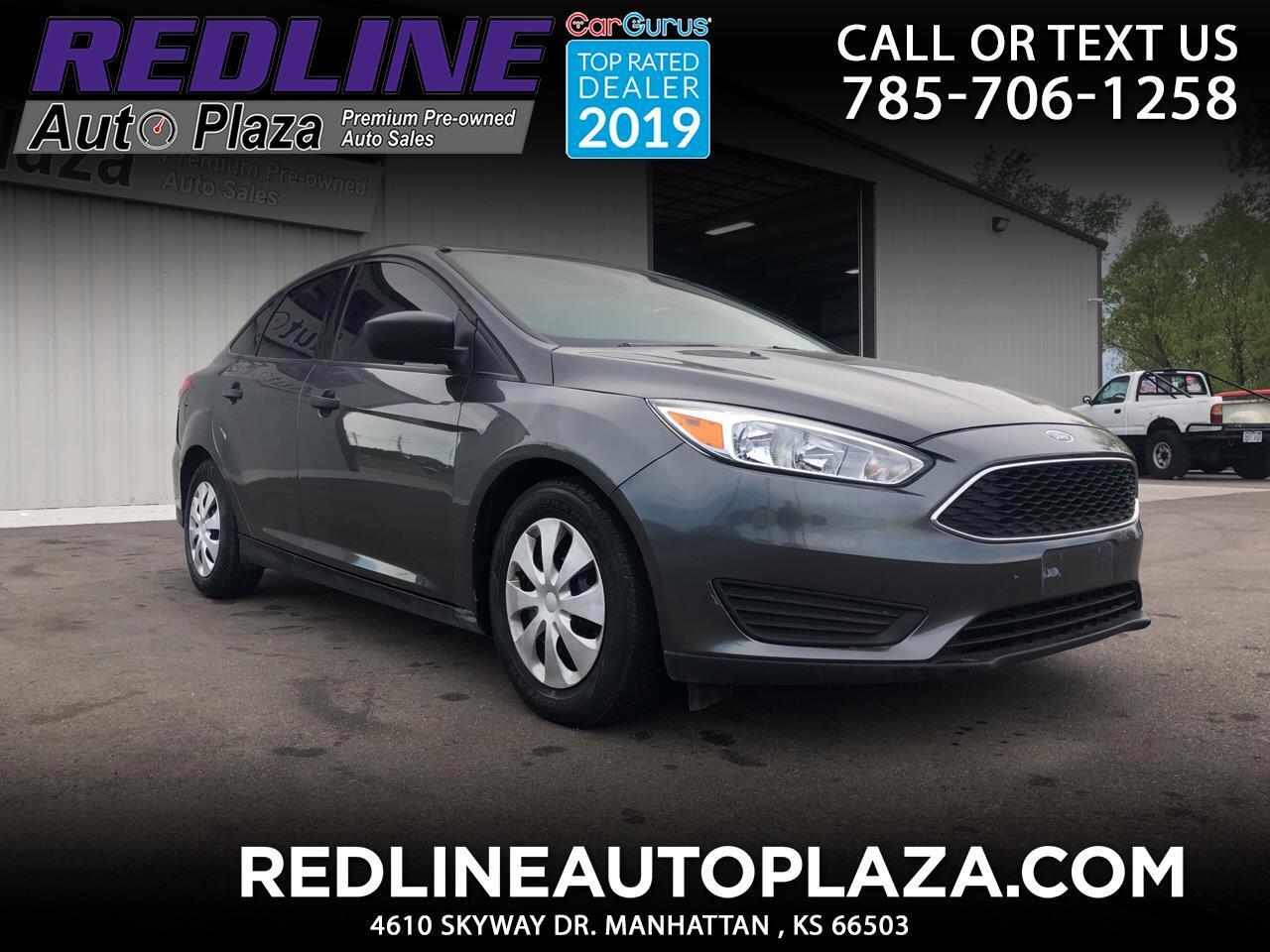 Ford Focus S Sedan 2018