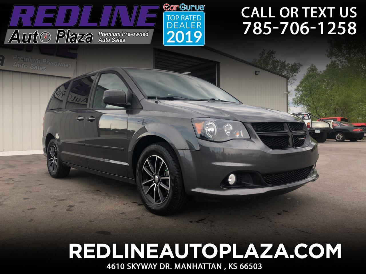 Dodge Grand Caravan 4dr Wgn SXT Plus 2015