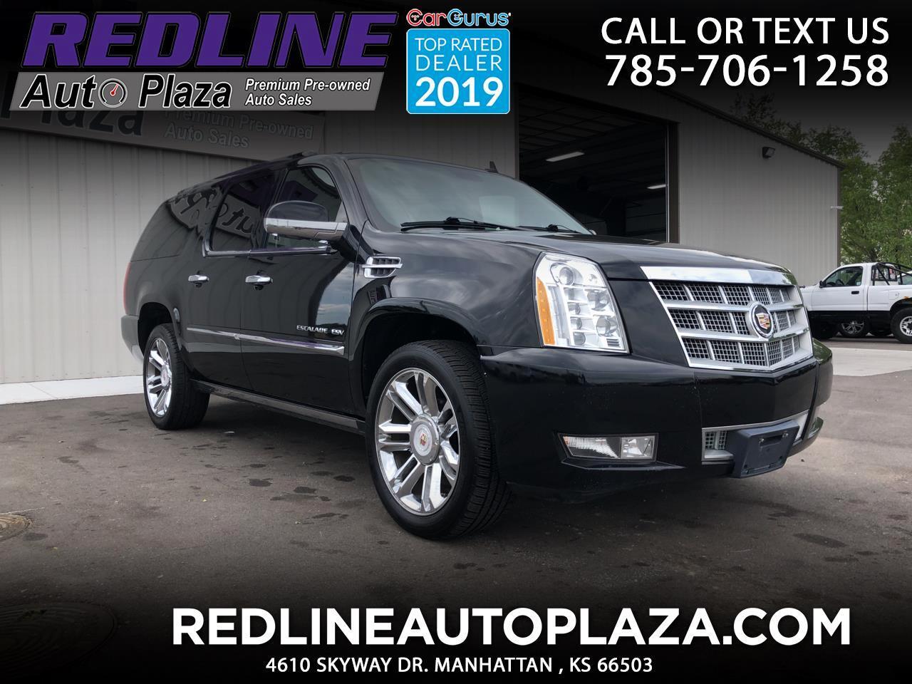 Cadillac Escalade ESV AWD 4dr Platinum Edition 2013