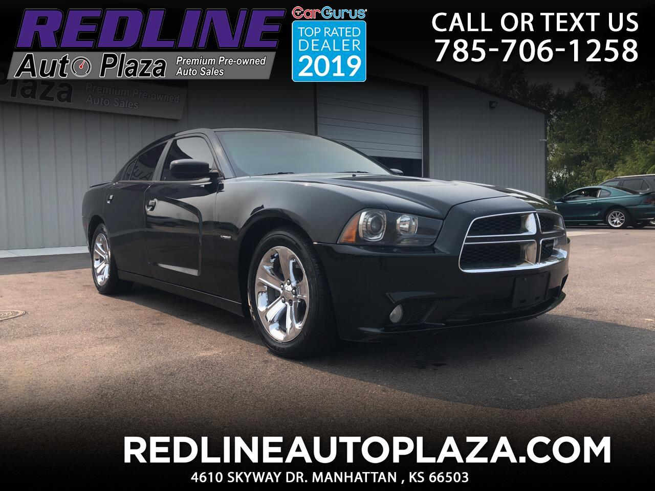 Dodge Charger 4dr Sdn RT Plus RWD 2012