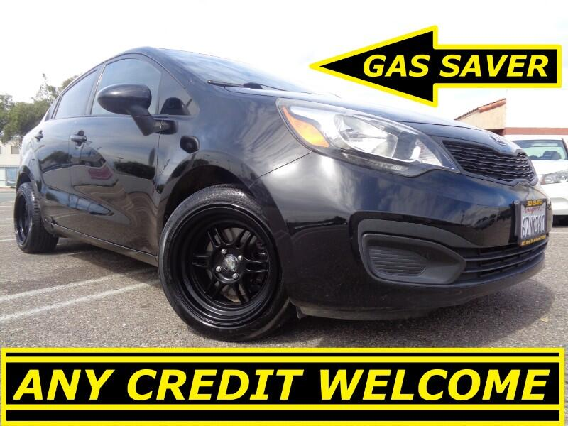 2013 Kia Rio LX LOW MILES GAS SAVER