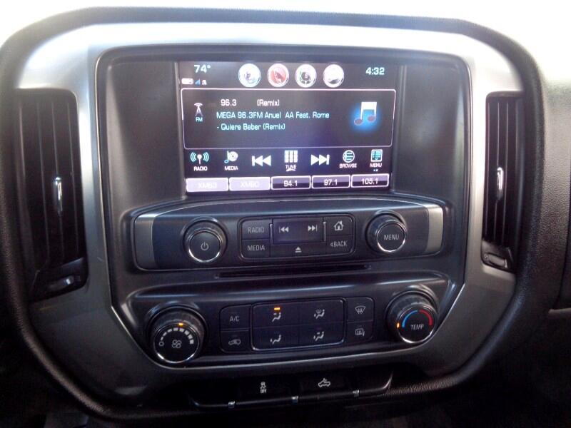 2018 Chevrolet Silverado 1500 LT DOUBLE CAB V6