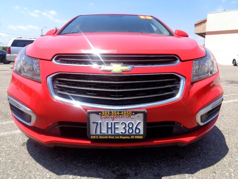 2015 Chevrolet Cruze 2LT TWO TONE LEATHER