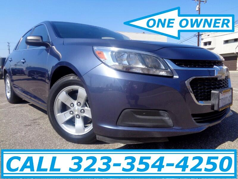 2014 Chevrolet Malibu LS ONE OWNER