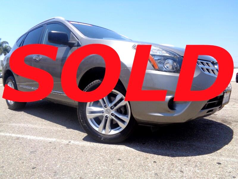 2015 Nissan Rogue Select S LOW MILES