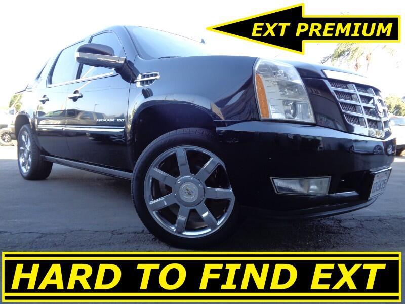 2011 Cadillac Escalade EXT PREMIUM COLLECTION