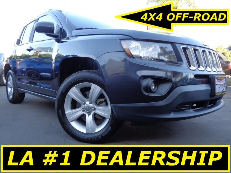 2014 Jeep Compass SPORT AWD 4X4 OFF-ROAD