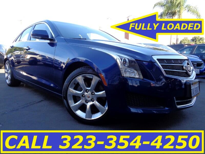2013 Cadillac ATS 2.0L TURBO ULTRA LUXURY RWD