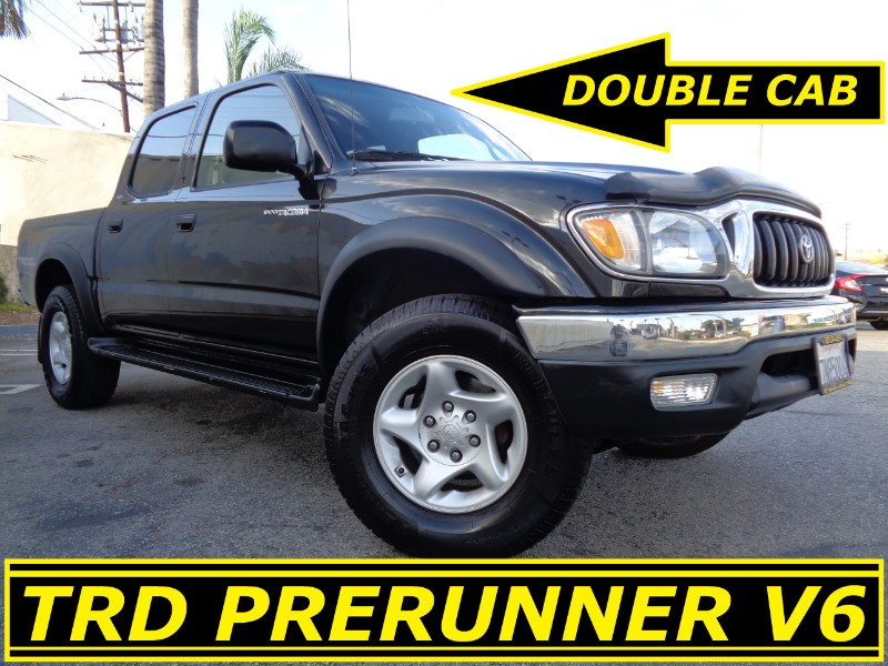 2004 Toyota Tacoma PRERUNNER DOUBLE CAB