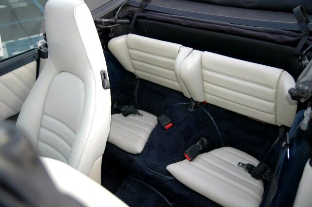 1987 Porsche 911 2dr Cabriolet Carrera