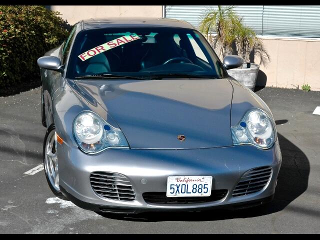 Porsche 911 40th Anniversary Coupe 2004