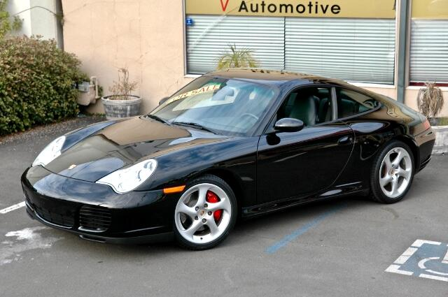 2004 Porsche C4S