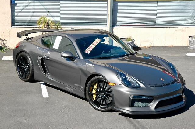 Porsche Cayman GT4 2016