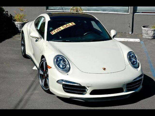 2014 Porsche 911 2dr Cpe 50th Anniversary Edition
