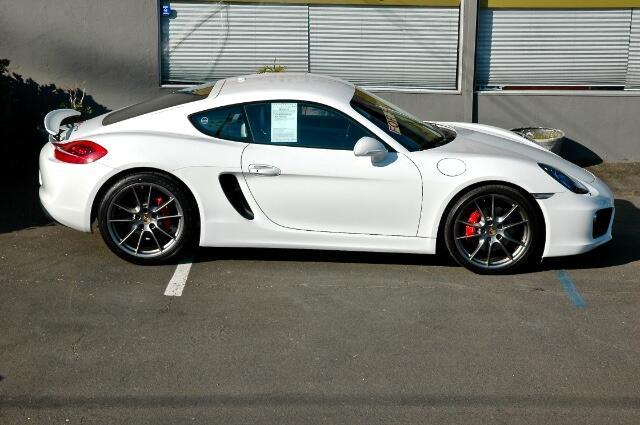 Porsche Cayman S  2016