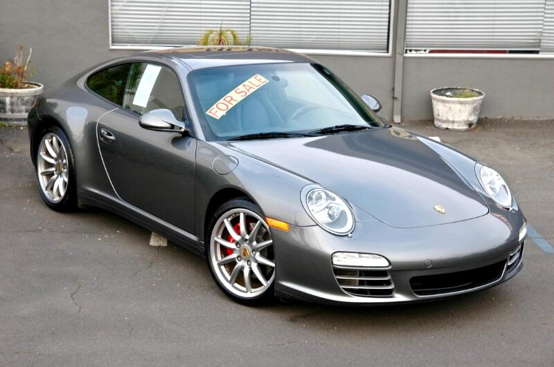 2010 Porsche C4S