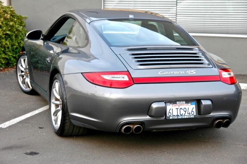Porsche C4S  2010