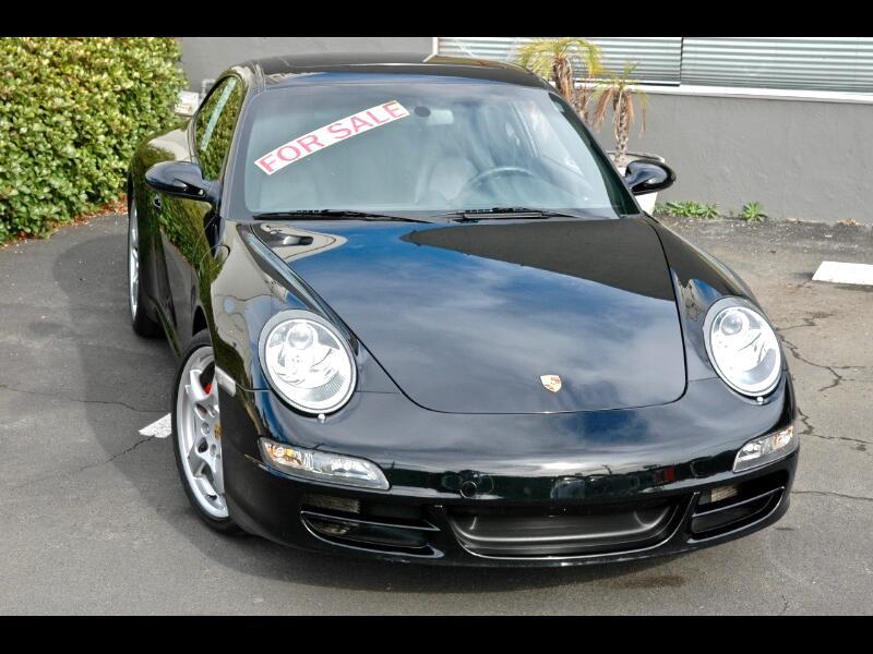 Porsche 911S  2006