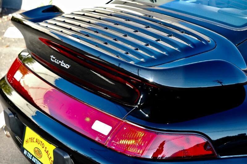 1997 Porsche 993 Turbo