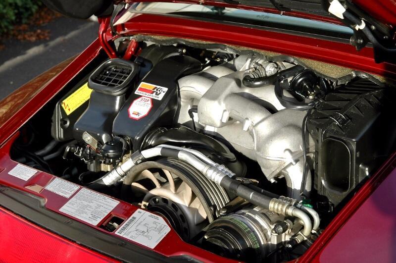 1996 Porsche 993 Carrera