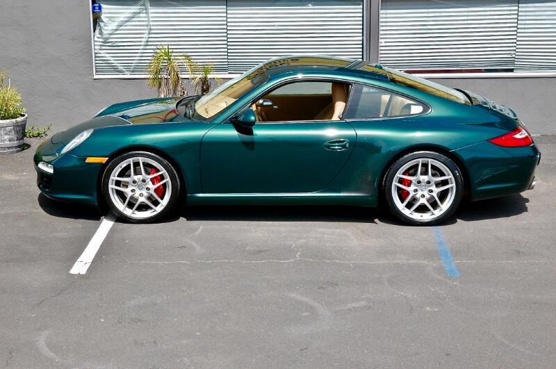 2009 Porsche 997.2 S