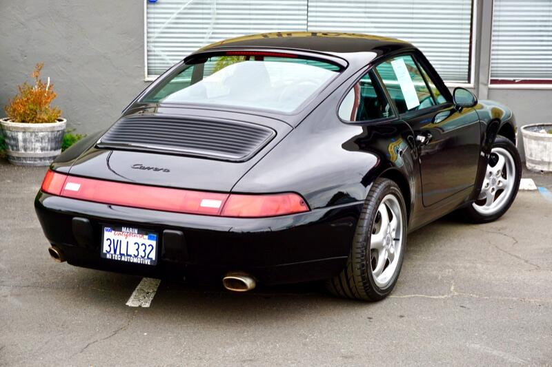 1996 Porsche 911 Carrera Coupe