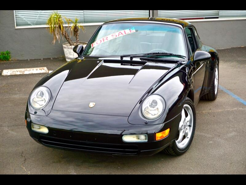 Porsche 911 Carrera Coupe 1996