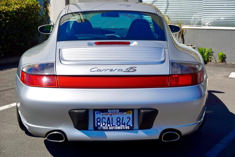 2002 Porsche C4S