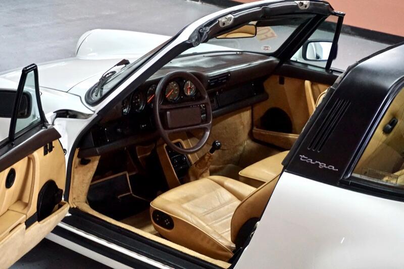 Porsche Targa  1986